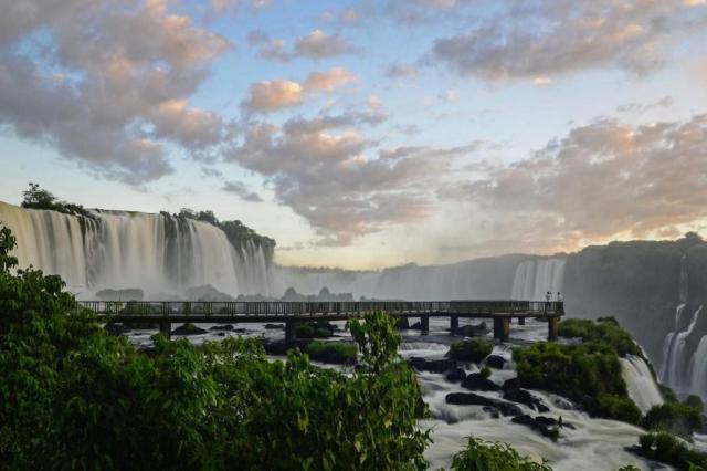 Parque Nacional do Iguaçu altera horários de visitação para o carnaval Divulgação/Parque Nacional do Iguaçu