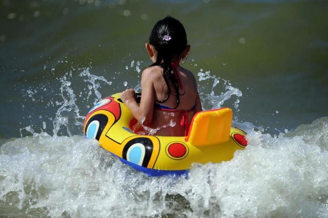 Saiba como evitar problemas respiratórios entre as crianças no verão Ricardo Wolffenbüttel/Agencia RBS