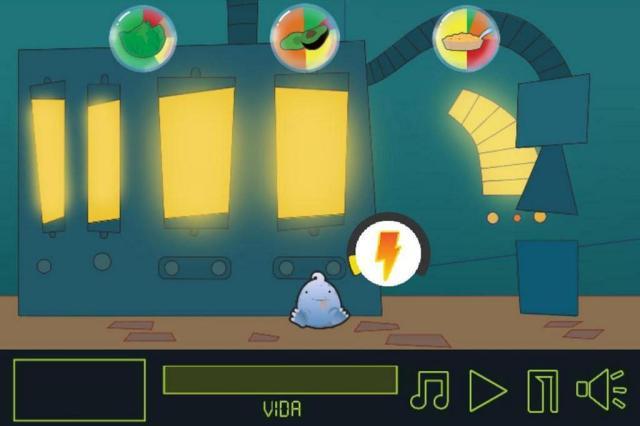 Brincar para comer bem portal.ludoeducativo.com.br/Reprodução