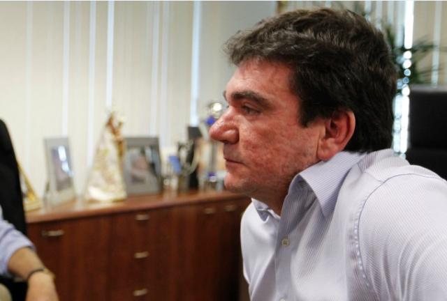 Andrés Sanchez promete voltar à presidência do Timão e 'quebrar' a CBF Rafael Ribeiro/CBF divulgação