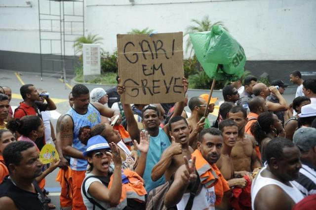 Garis prometem nova manifestação neste domingo em frente à prefeitura Tomaz Silva/Agência Brasil
