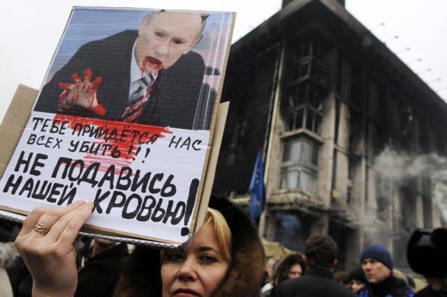 Putin aceita iniciar diálogo sobre Ucrânia, afirma governo alemão Yuriy Dyachyshyn/AFP