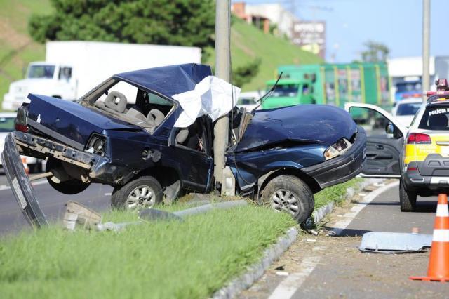 Homem morre em acidente na ERS-239 Ronaldo Bernardi/AgênciaRBS