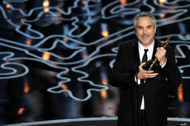 Alfonso Cuarón é o primeiro latino a conquistar Oscar de melhor diretor Kevin Winter/GETTY IMAGES NORTH AMERICA