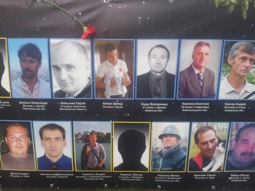 A tragédia impregnada no coração da resistência em Kiev Luiz Antônio Araujo/Agência RBS/