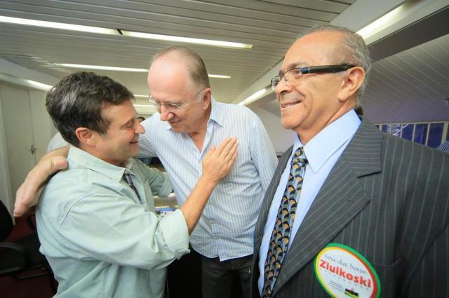 Adversário de José Ivo Sartori nas prévias do PMDB, Paulo Ziulkoski diz que defende o municipalismo Galileu Oldenburg/Divulgação
