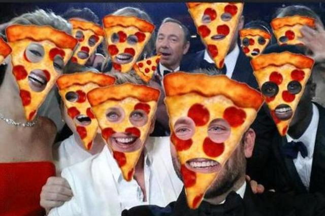 Selfie de celebridades no Oscar gera paródias bem-humoradas na internet annehorel.tumblr/Reprodução