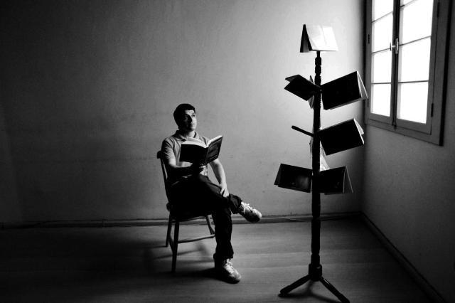 Altair Martins discute a possibilidade do isolamento em novo romance Carlos Macedo/Agencia RBS