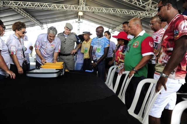Escola Imperadores do Samba é a campeã do Carnaval de Porto Alegre  Félix Zucco/Agencia RBS