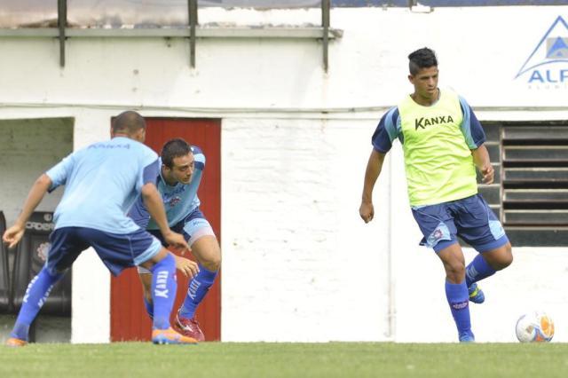 Com lesão confirmada, Lucão deve desfalcar time do Caxias por pelo menos um mês Gabriel Lain/Especial