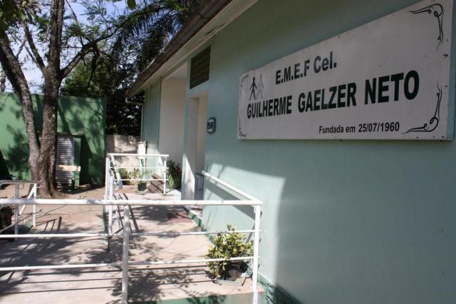 Escola de Novo Hamburgo é assaltada pela quarta vez neste ano  Divulgação/PMNH