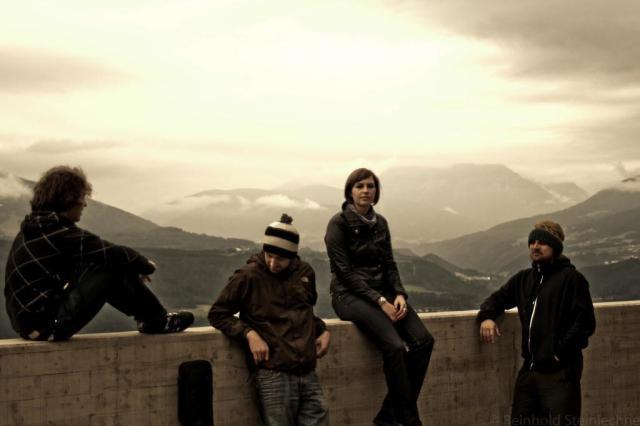 Banda Sahara Surfers faz show no Eclipse  Reinhold Steinlechner/Divulgação