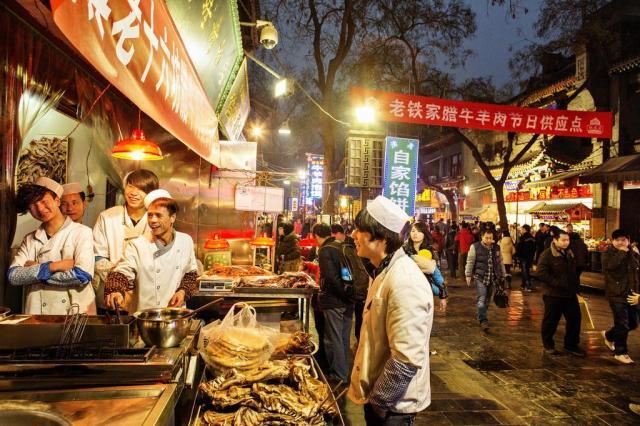 Resultado de imagem para gastronomico de xian