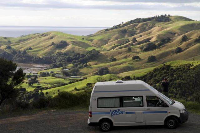 Na Nova Zelândia, viajar em casas ambulantes é uma mania Seth Kugel/NYTNS
