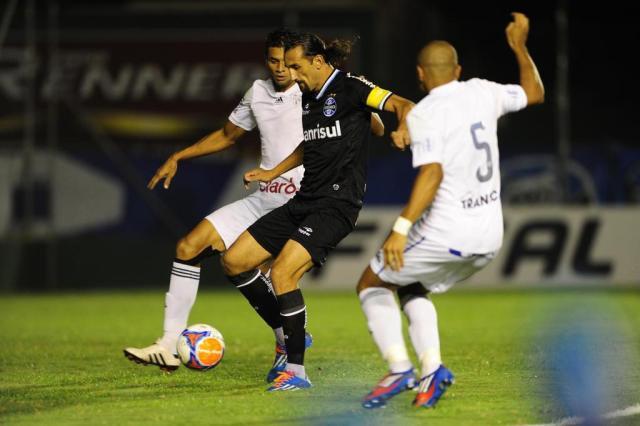 Barcos e Muriel são os destaques da 13ª rodada do Gauchão Félix Zucco/Agencia RBS