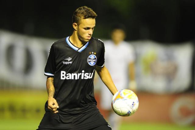 """Luiz Zini Pires: """"Grêmio espera arrecadar mais de R$ 60 milhões com Luan"""" Félix Zucco/Agencia RBS"""