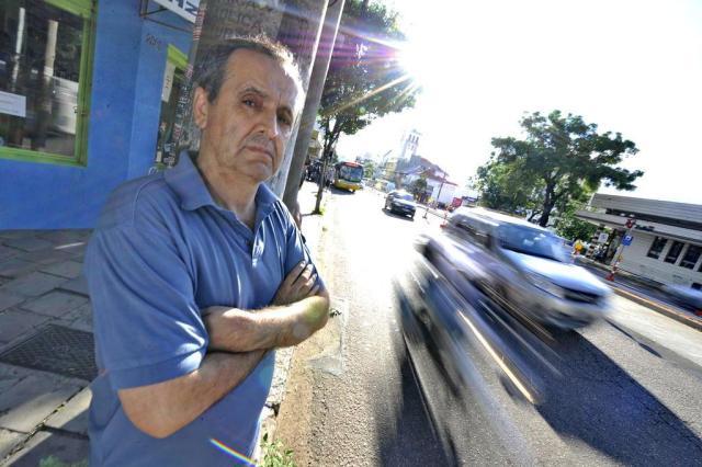 Sinaleira será instalada no cruzamento das vias Protásio Alves e Carazinho, em Porto Alegre Lauro Alves/Agencia RBS