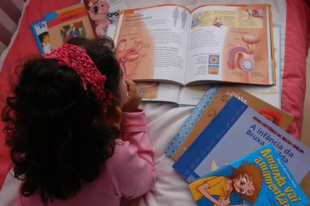 ONU recomenda cursos de educação sexual em escolas a partir de 12 anos Flávio Neves/Agencia RBS