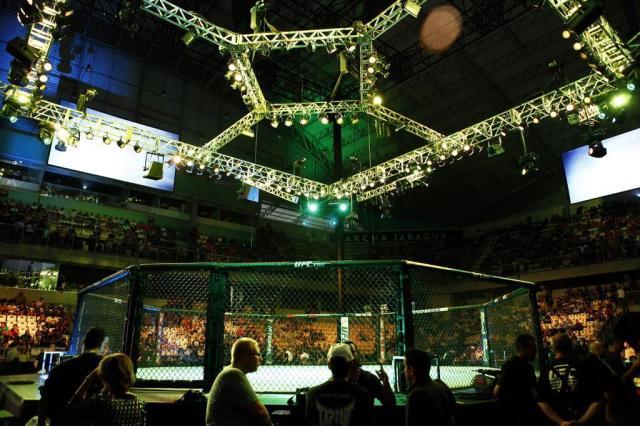 UFC planeja primeiro evento na Índia para o dia 22 de novembro, em Mumbai Germano Rorato/Agencia RBS