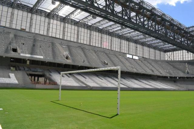 Atlético-PR usa dinheiro de reforma de estádio em contratação de jogador, diz jornal Divulgação/Arena CAP