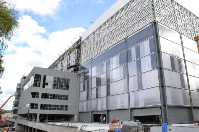 TCE do Paraná determina suspensão de repasse à Arena da Baixada Divulgação/Arena CAP