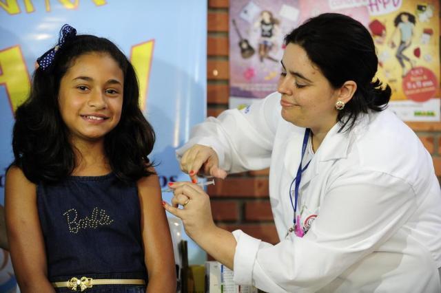 Começa vacinação contra o HPV nas escolas do RS Tadeu Vilani/Agencia RBS