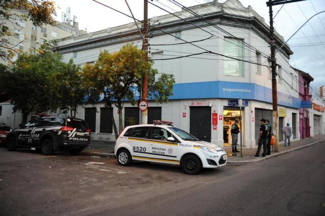 Loja é assaltada duas vezes em oito horas na Azenha Diogo Zanatta/Especial
