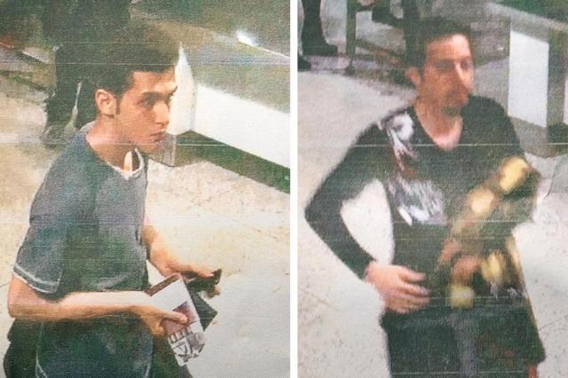 Polícia diz que passageiro com passaporte roubado não é terrorista AFP PHOTO/MALAYSIAN POLICE