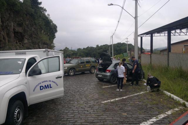 Diretor da secretaria de Obras e ex-vereador de Flores da Cunha é morto a tiros  Roni Rigon/ Agência RBS/