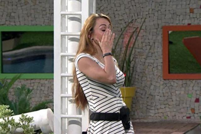 No Twitter: #foraaline e #SantaMaria são usadas para pedir a eliminação de gaúcha Tv Globo/Divulgação