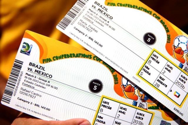 Não perca tempo e garanta o seu ingresso para jogos da Copa do Mundo Robert Cianflone/Getty Images