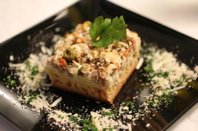 Faça uma deliciosa torta de atum Maurício Lima/Divulgação Amêndoa