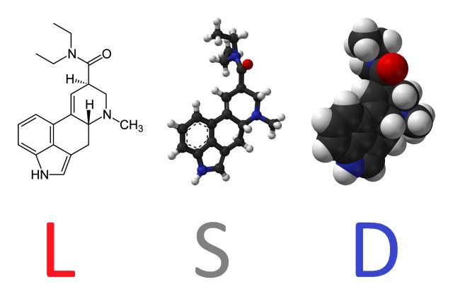 LSD volta a ser experimentado clinicamente após mais de 40 anos Ben Mills/The New York Times