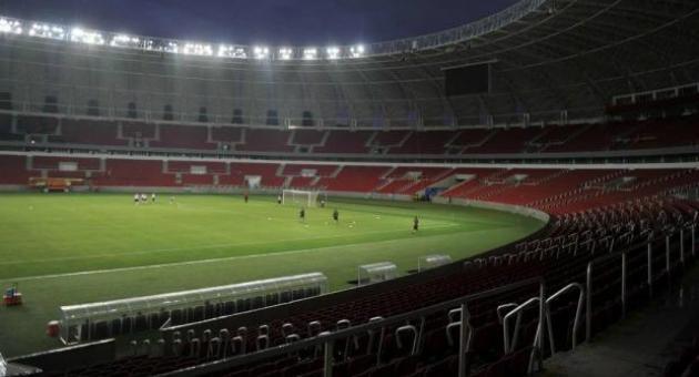 Ministério Público pede para ver contrato entre Inter e Andrade Gutierrez Lauro Alves/Agencia RBS