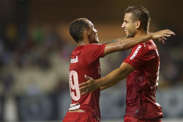 Tranquilo, Inter goleia o Remo por 6 a 1 e se classifica na Copa do Brasil Alexandre Lops/S.C.Internacional