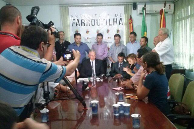 Prefeitura de Farroupilha afasta direção e assume gestão do Hospital Beneficente São Carlos  CRPO Serra, Divulgação/