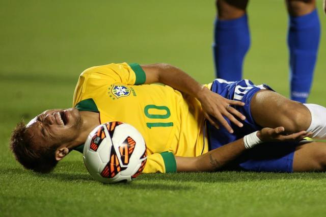 Propaganda com Neymar pode ser proibida por estimular bullying contra gringos no Brasil Mowa Press/Divulgação