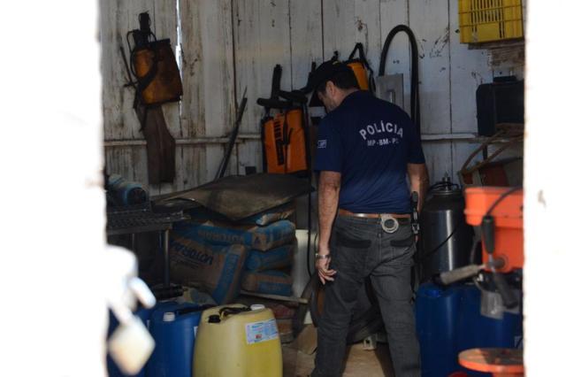 Novo núcleo de fraude no leite é descoberto no Noroeste do Estado e uma pessoa é presa Stéfanie Telles/Especial