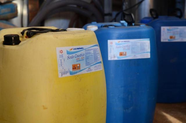 300 mil litros de leite adulterado das marcas Parmalat e Líder foram para o mercado  Stéfanie Telles/Especial