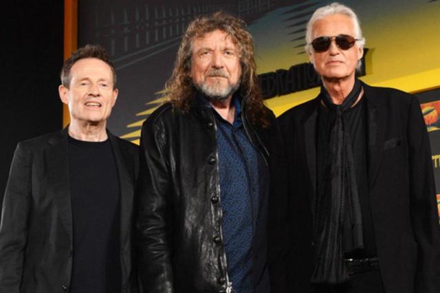Led Zeppelin relançará três primeiros discos e canções inéditas Divulgação/Divulgação