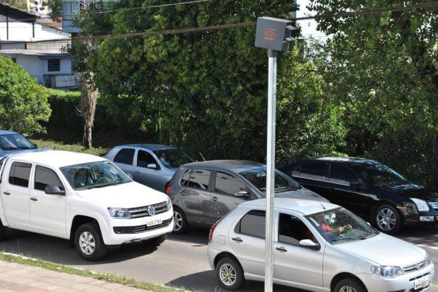 Nova fiscalização eletrônica começa segunda-feira em Lages, na Serra de SC PABLO GOMES/Agencia RBS