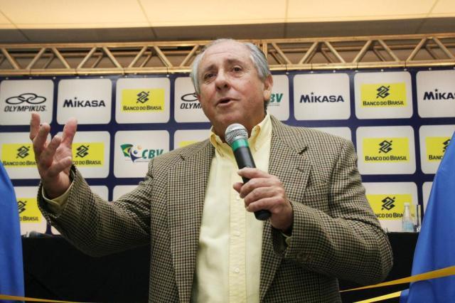 Após denúncias, Ary Graça renuncia ao cargo de presidente da CBV CBV/Divulgação