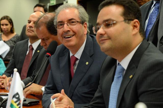 Saiba quem é Eduardo Cunha (PMDB), o rei do blocão da Câmara Valter Campanato/ABR