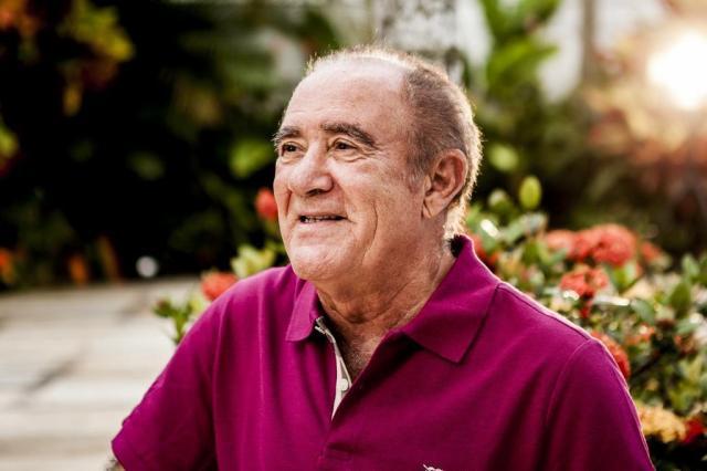 Renato Aragão é hospitalizado após aniversário da filha Matheus Cabral/TV Globo/Divulgação