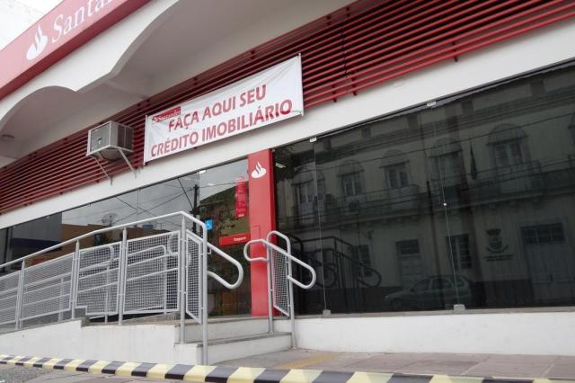 Agência bancária é arrombada em Caçapava do Sul, na Campanha Marcelo Marques/FARRAPO.RS