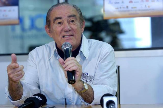 Quadro de Renato Aragão é estável, mas ainda não há previsão de alta Daniela Xu/Agencia RBS