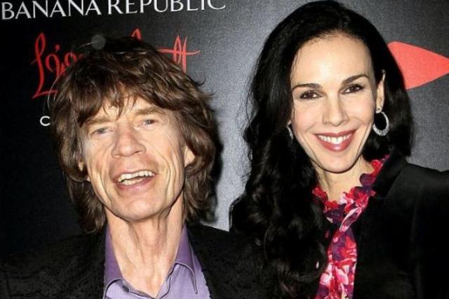 L'Wren Scott deixa herança de US$ 9 milhões para Mick Jagger MICHAEL KOVAC/AFP