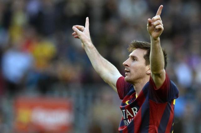 Vídeo com todos os 371 gols de Messi pelo Barcelona é divulgado na rede Lluis Gene/AFP