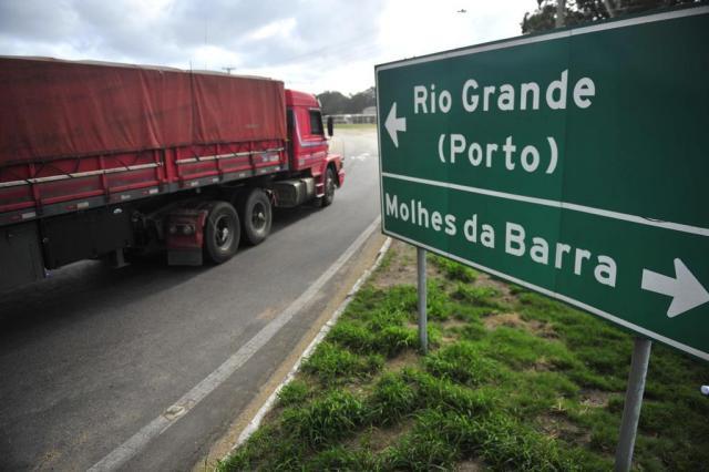 Sindicato teme faltar motoristas para escoar a safra de verão Tadeu Vilani/Agencia RBS