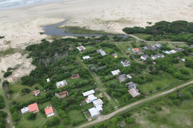 Ação da Polícia Federal no Cassino mapeia edificações irregulares sobre dunas Polícia Federal/Divulgação